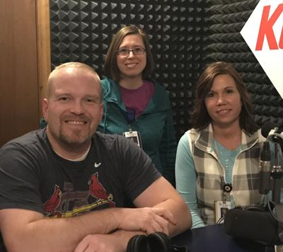 Dr. Cary Sanders, Melissa Russell and Candice Spence on arthritis and joint replacement
