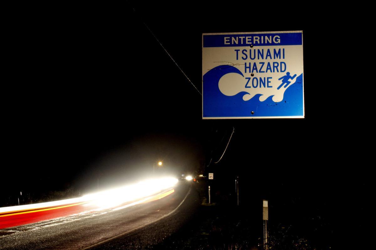 Oregon Earthquake Response
