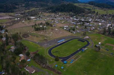 Glide track overhead