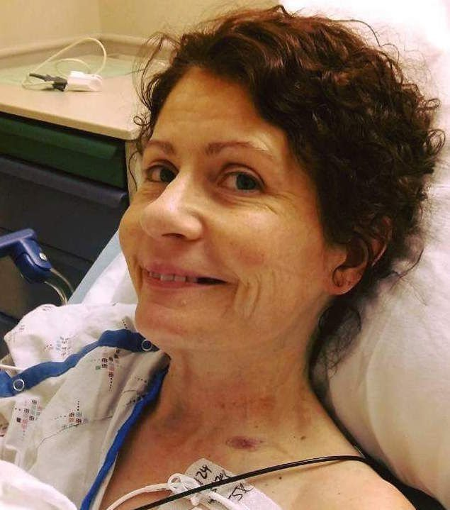 Amy Schattenkerk is waiting for  a double lung transplant
