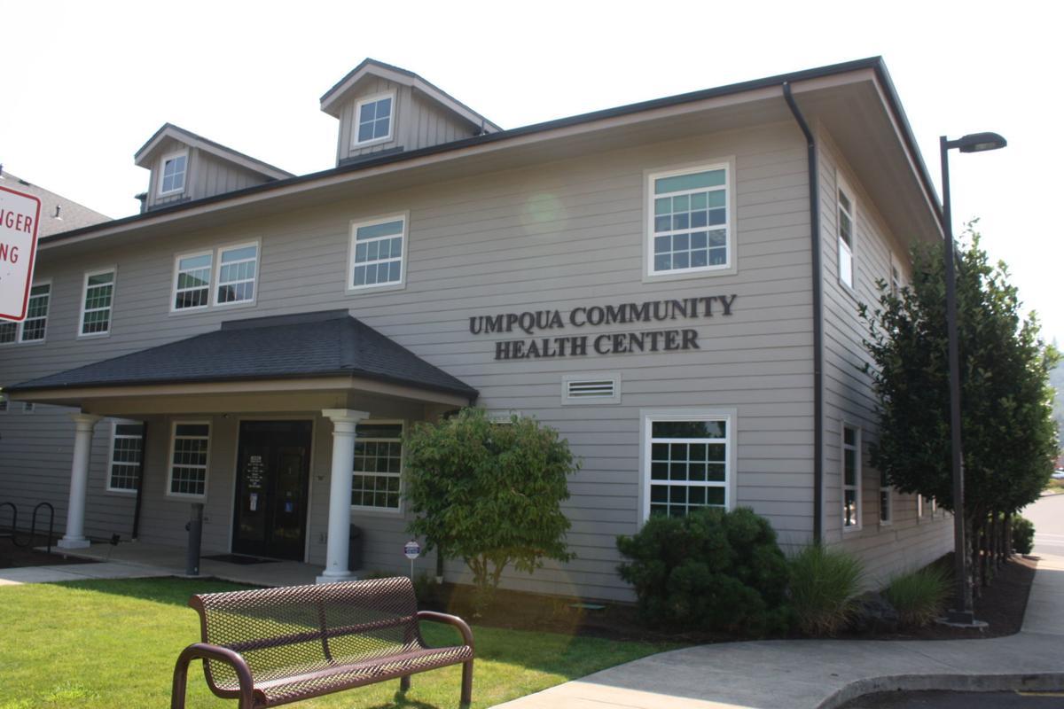 Umpqua Community Health Center new building 2017