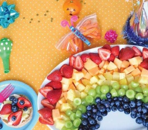 healthy party