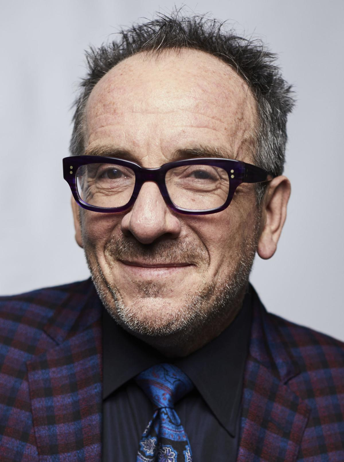 Elvis Costello Portrait Session