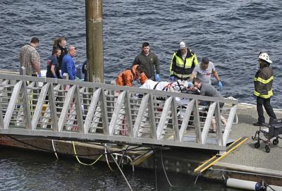 Alaska-Floatplanes Downed