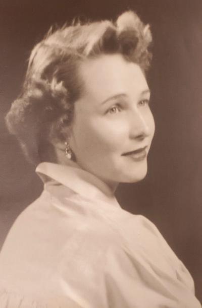 Shirley Fogleman McCorquodale