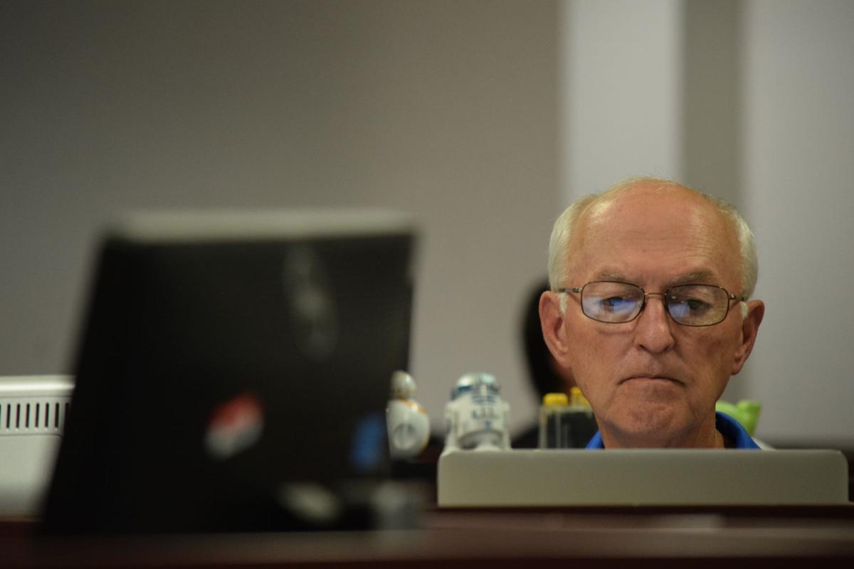Dan Bain S Four Plus Decade Media Career In Douglas County Comes To An End News Nrtoday Com