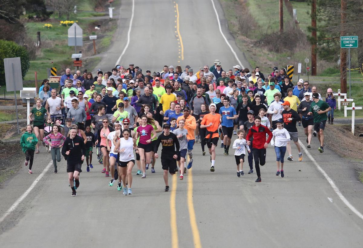 Ferner first in five-mile race at Lookingglass Block Run