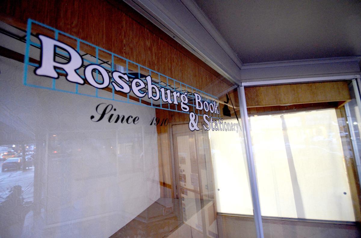 Roseburg Book & Stationary