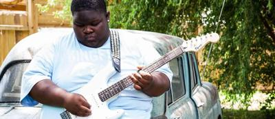 "Christone ""Kingfish"" Ingram plays blues rock at the Half Shell on July 5"