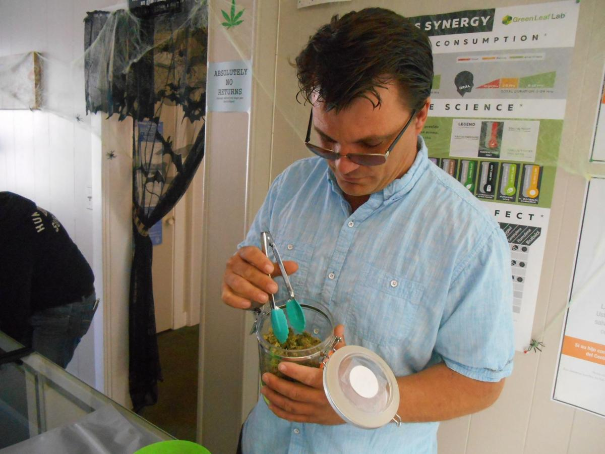 Pot dispensary owners try to navigate state regulations