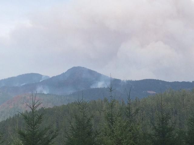 South Umpqua Fire