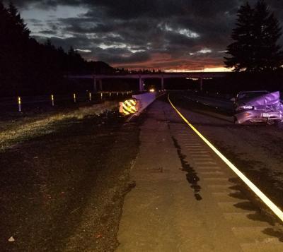 Crash Kills Roseburg Woman Near Cottage Grove Saturday Night