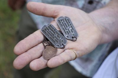 World War II Soldier-Remains Identified
