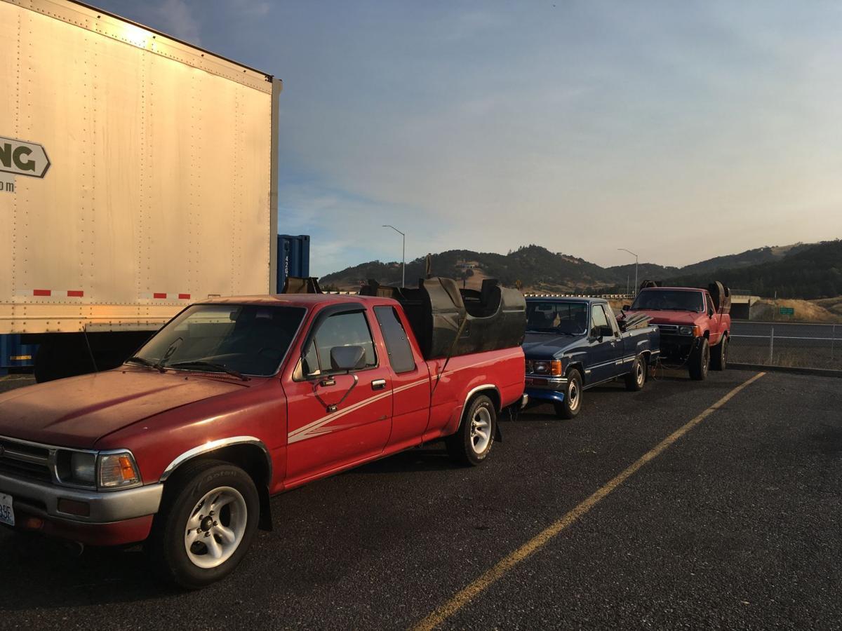 International business man sells Oregon pickups in Guatemala ...