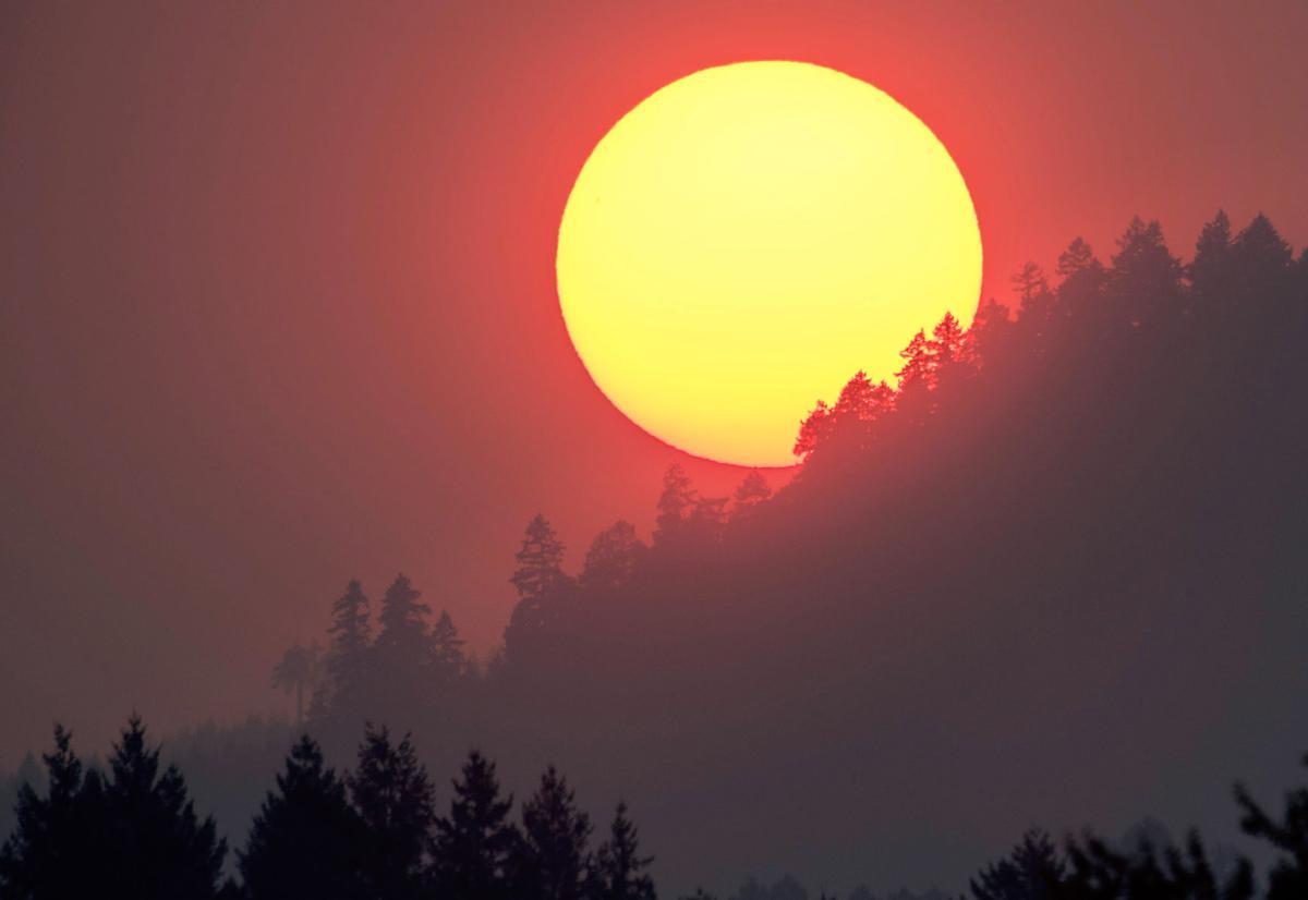 Pacific Northwest Heatwave