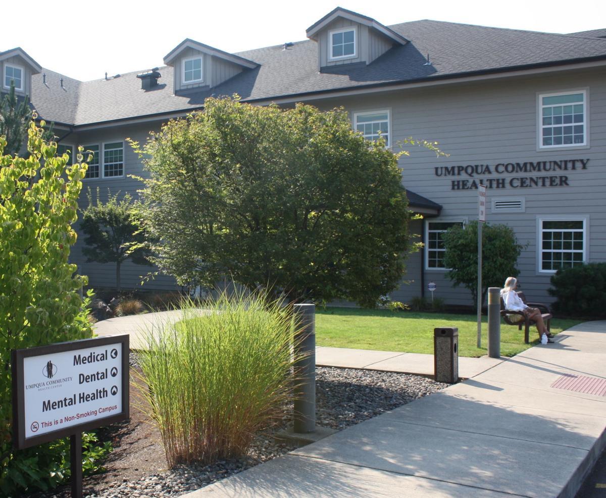 Umpqua Community Health Center in north Roseburg