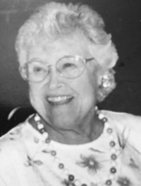 Mary Elizabeth (Betty) Severson