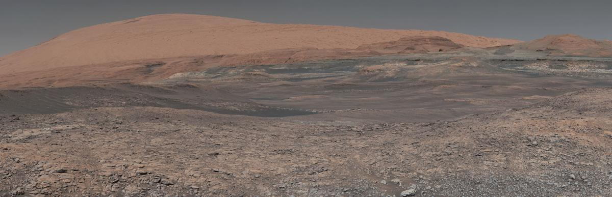 Space Mars Charm