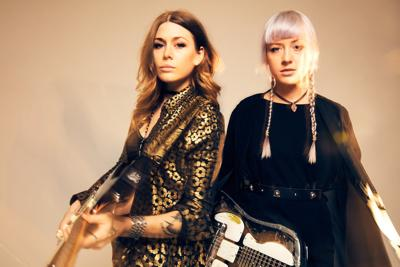 Sister duo to rock Music on the Half Shell | Music | nrtoday com