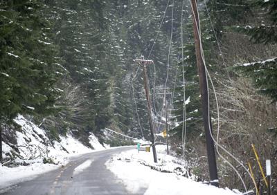 Oregon Snow