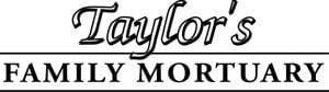 Taylor's Family Mortuary