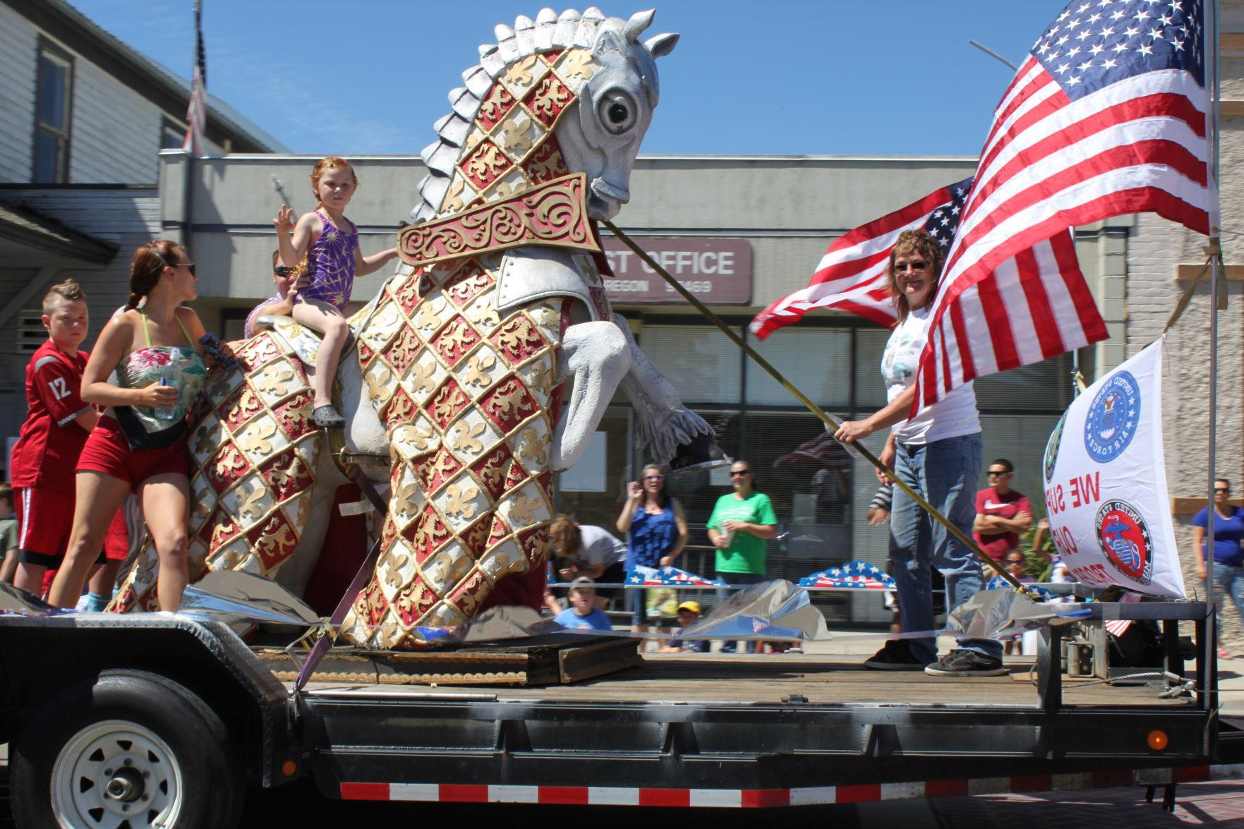 Riddle brings back the Sawdust Jubilee Fourth of July celebration in 2016