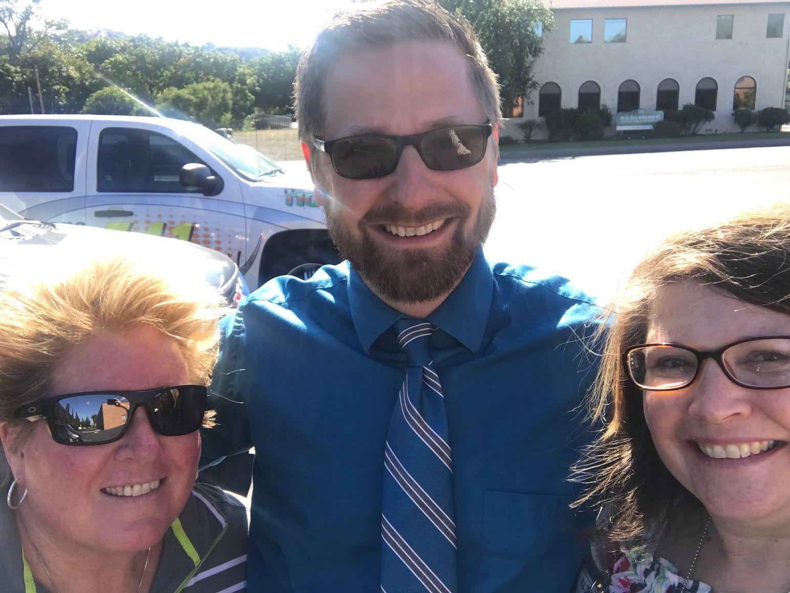 Lisa Platt, David Price, Kathleen Nickel
