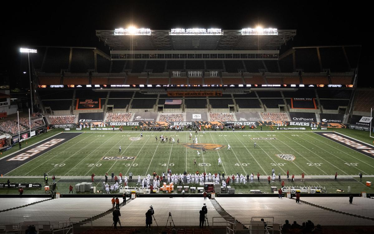 OSU hosts WSU at empty Reser Stadium