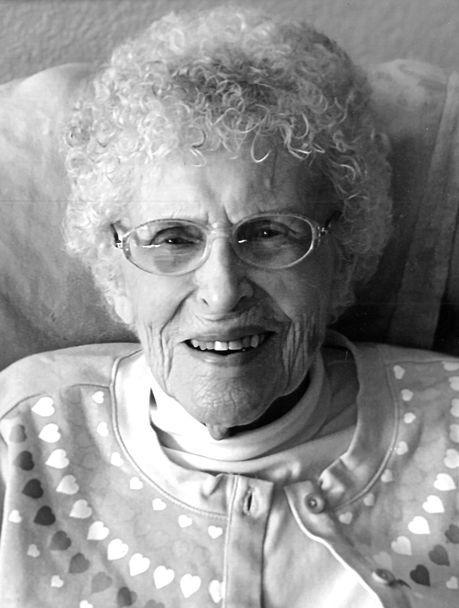 Audrey Irene Robbins