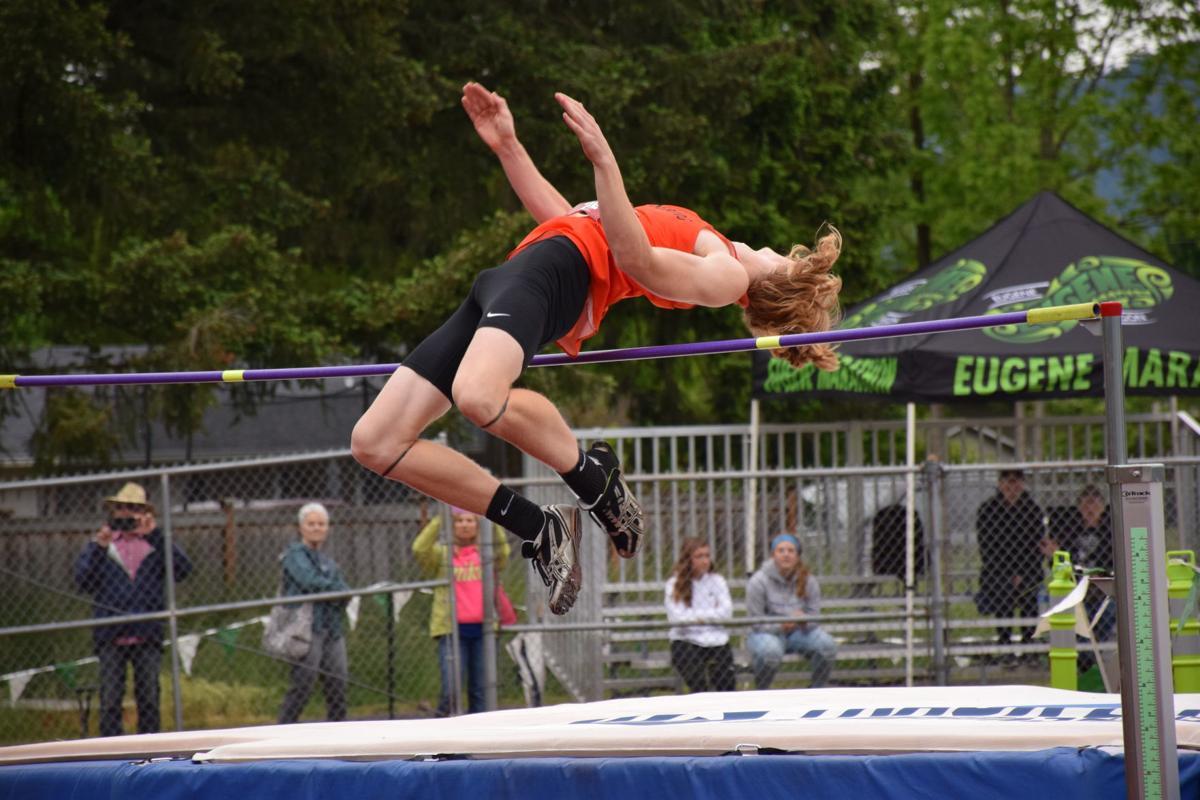Warmouth high jump