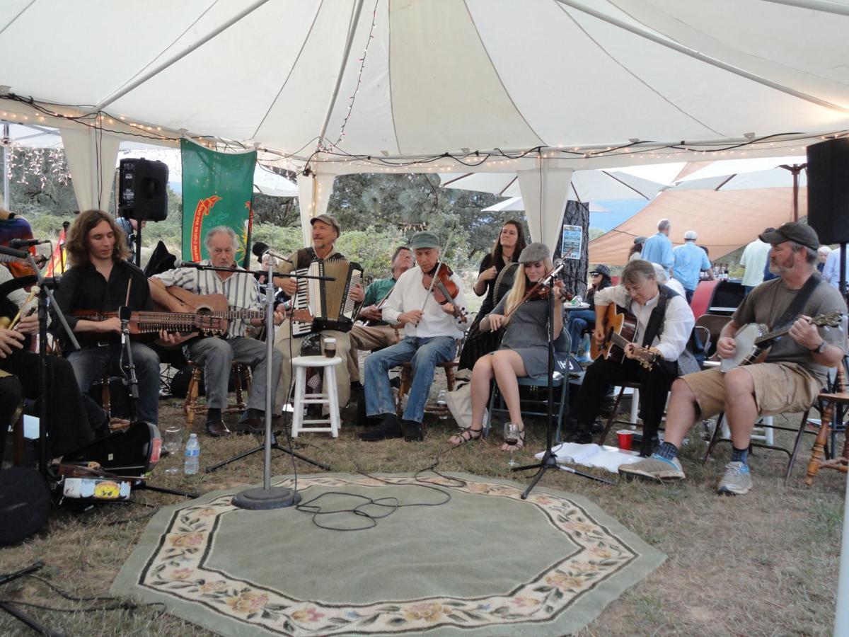 CelticFest band members