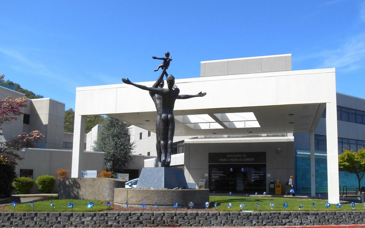 CHI Mercy Medical Center