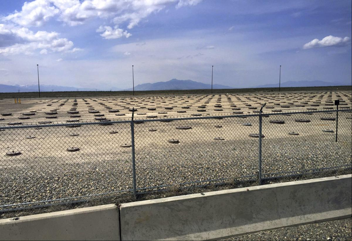 Idaho Nuclear Waste