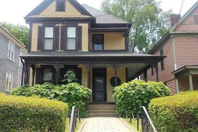 Boyhood home of Martin Luther King, Jr.