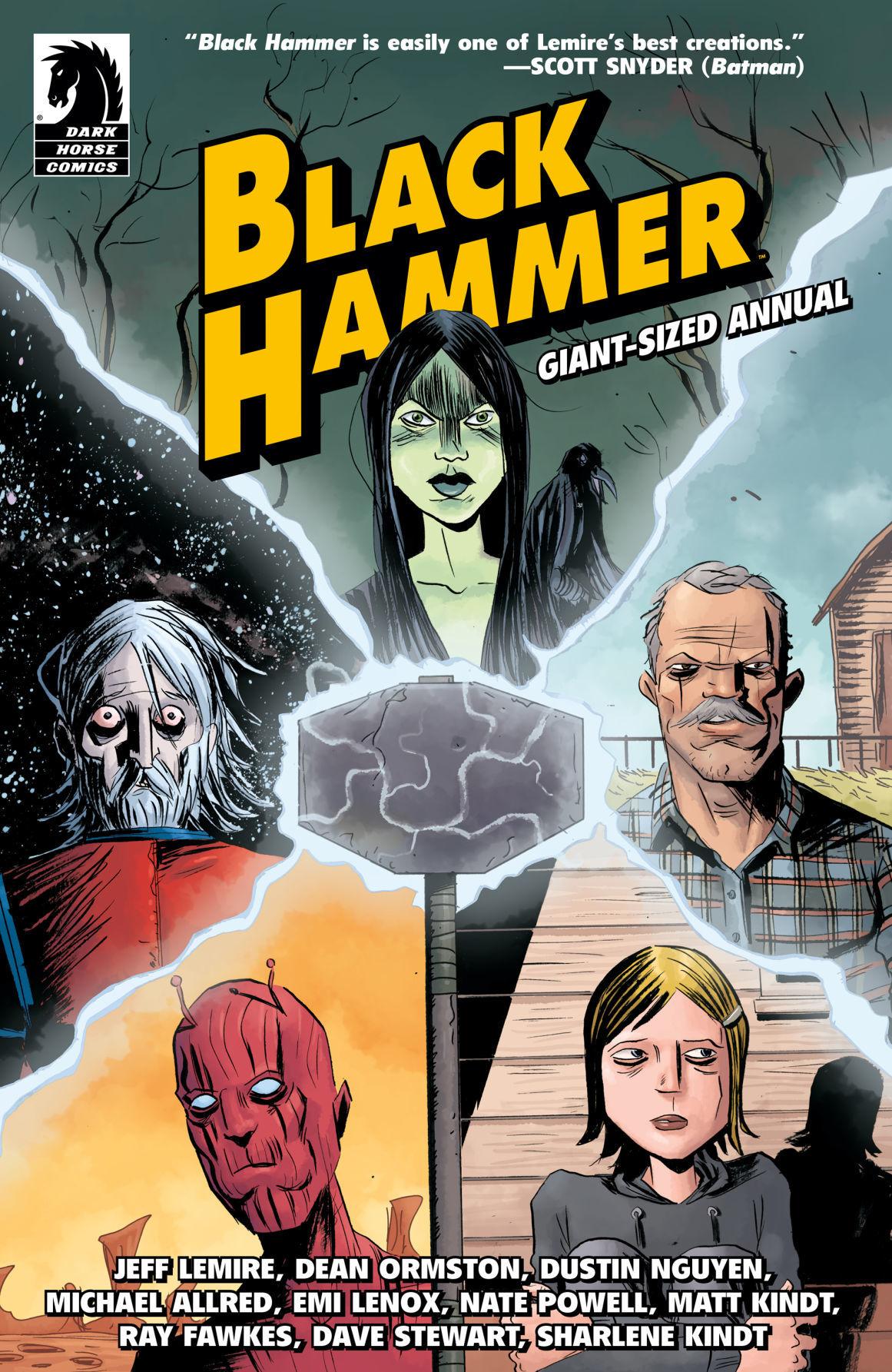 COMICS BLACK HAMMER 2