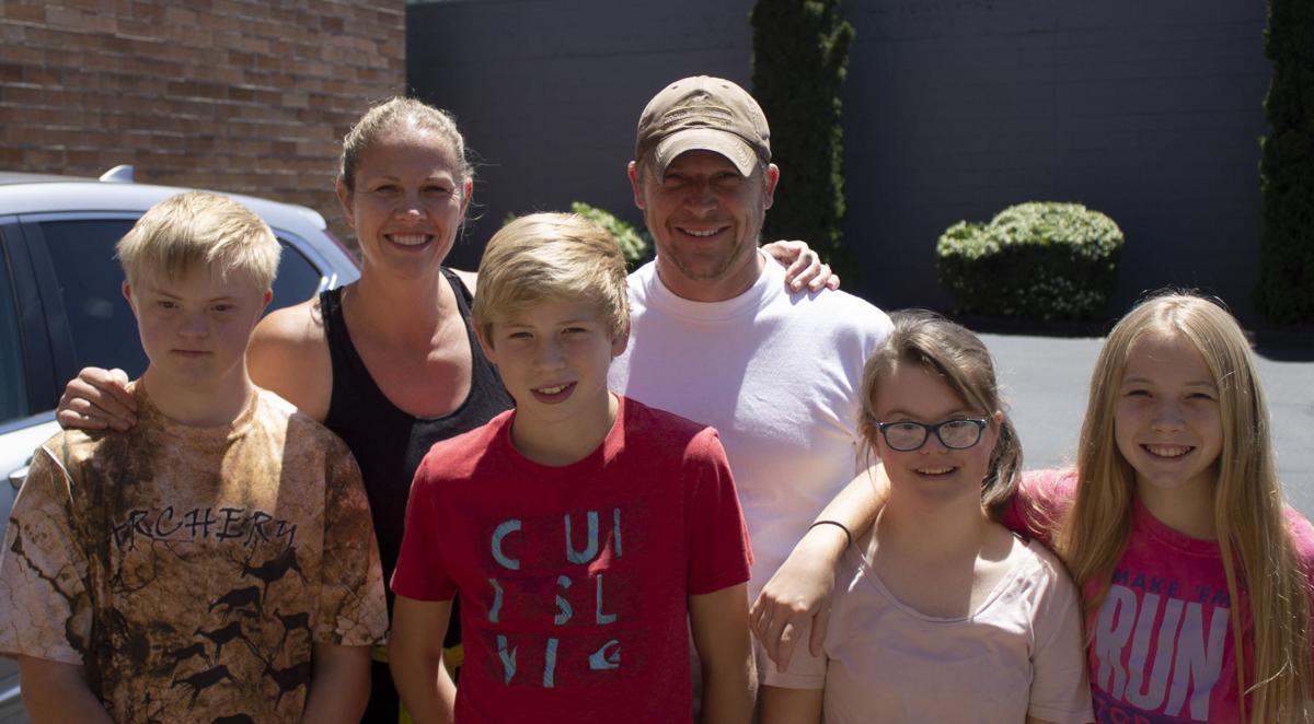 Saylor family