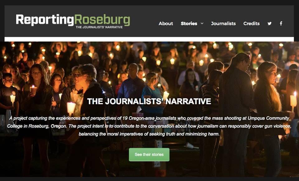 Reporting Roseburg