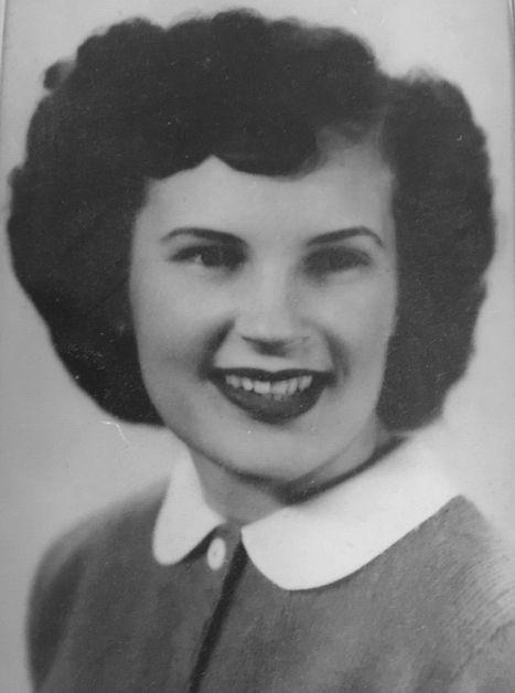 Shirley Mae (Woods) Caskey