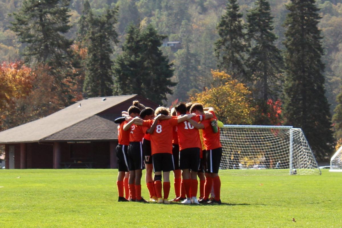 Roseburg JV soccer