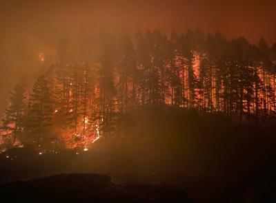 Archie Creek Fire