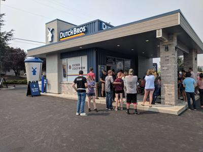 Dutch Bros raises $2,700 for UVAA (copy)