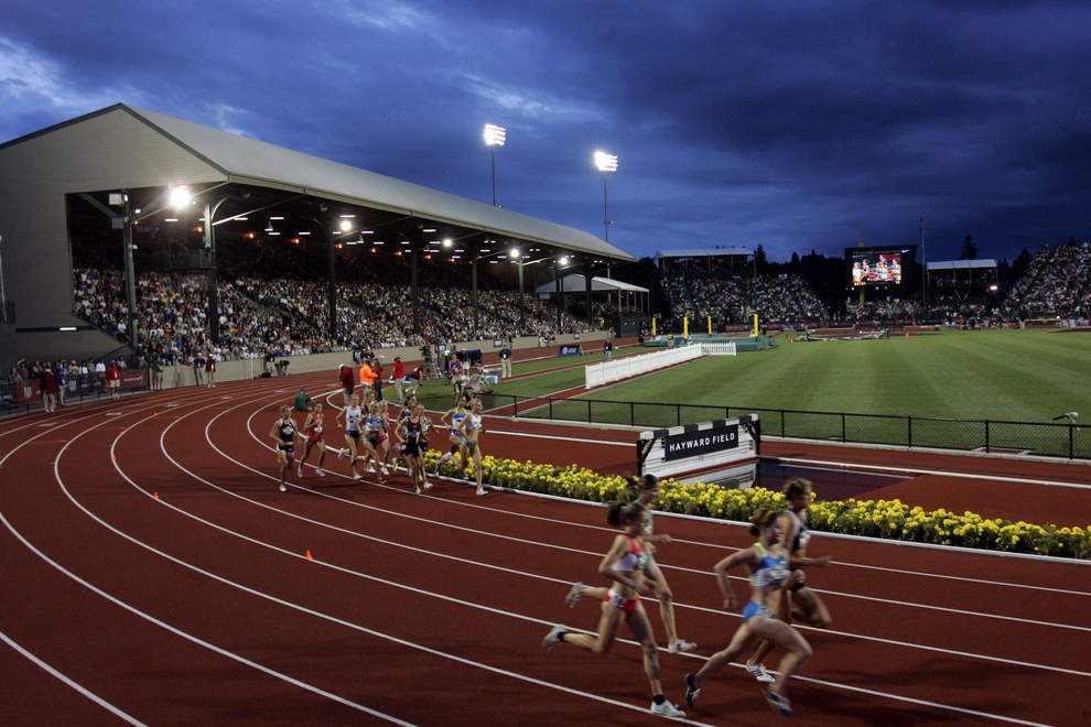 Hayward Field project a clash of history, modernity | | nrtoday com