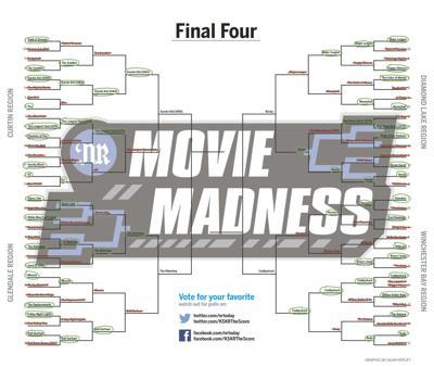 Movie Madness Final Four