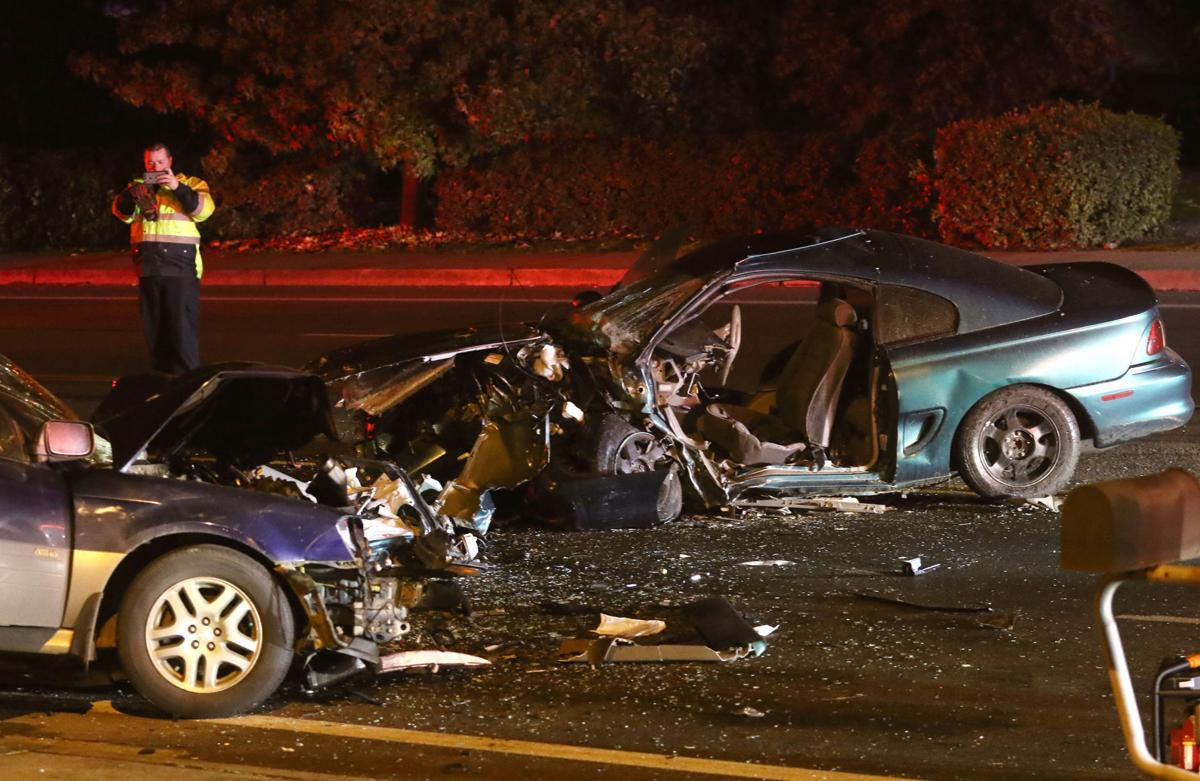 Roseburg man in critical condition after head-on collision ...