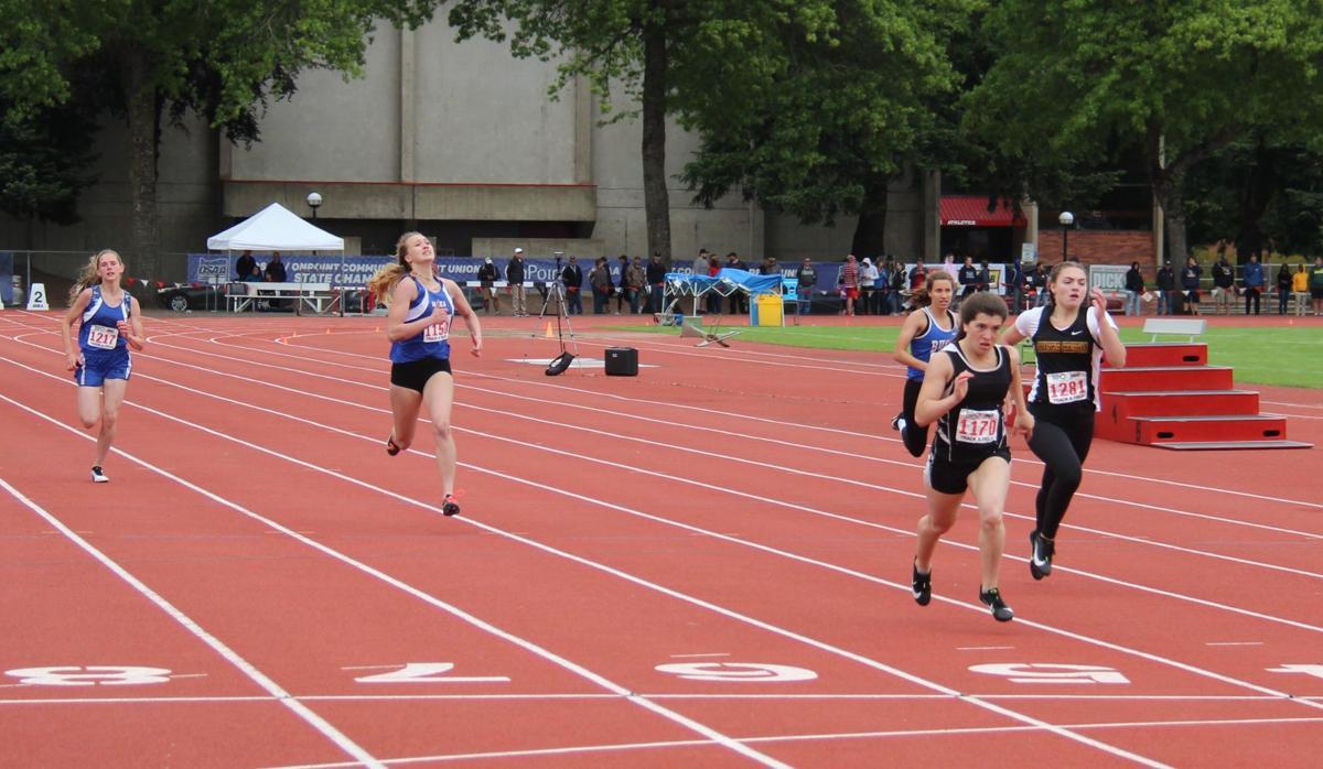 Noel Krissie running