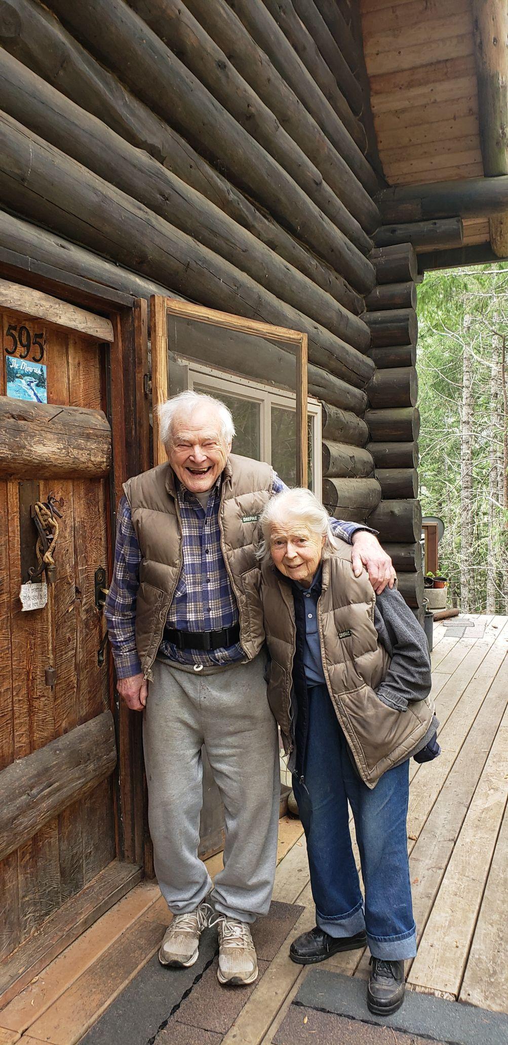 Frank Moore's cabin 2
