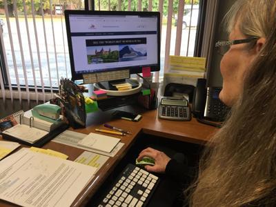 Travel agents provide inforamtion