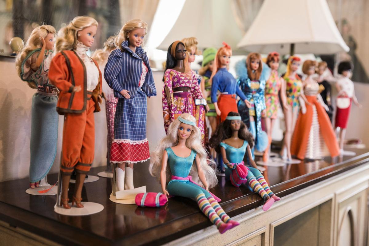 The Chic Octogenarian Behind Barbie S Best Looks Nrtoday Com