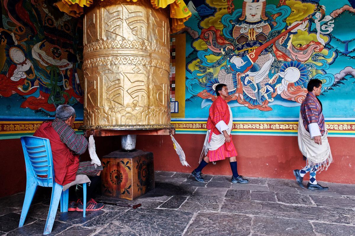 NEPAL BHUTAN TOUR ADV29 15