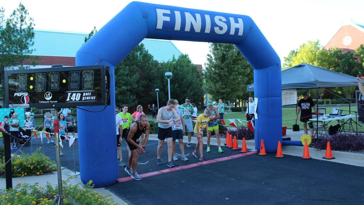 Broken Arrow campus races to raise funds for scholarships